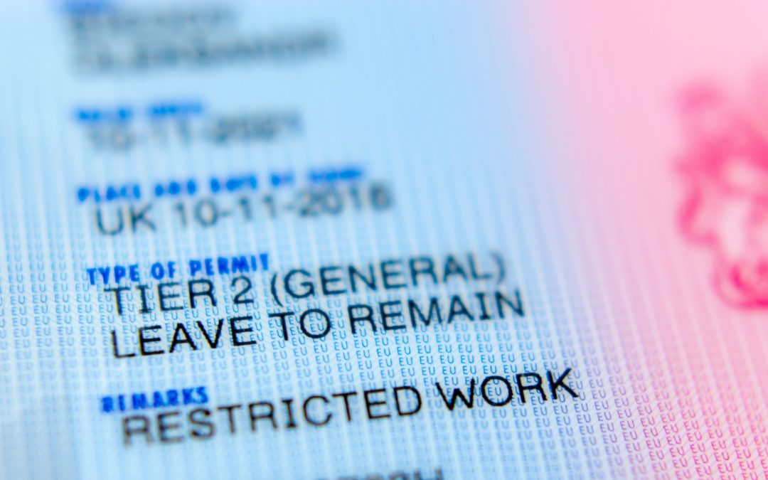 Right to work check adjustments ending